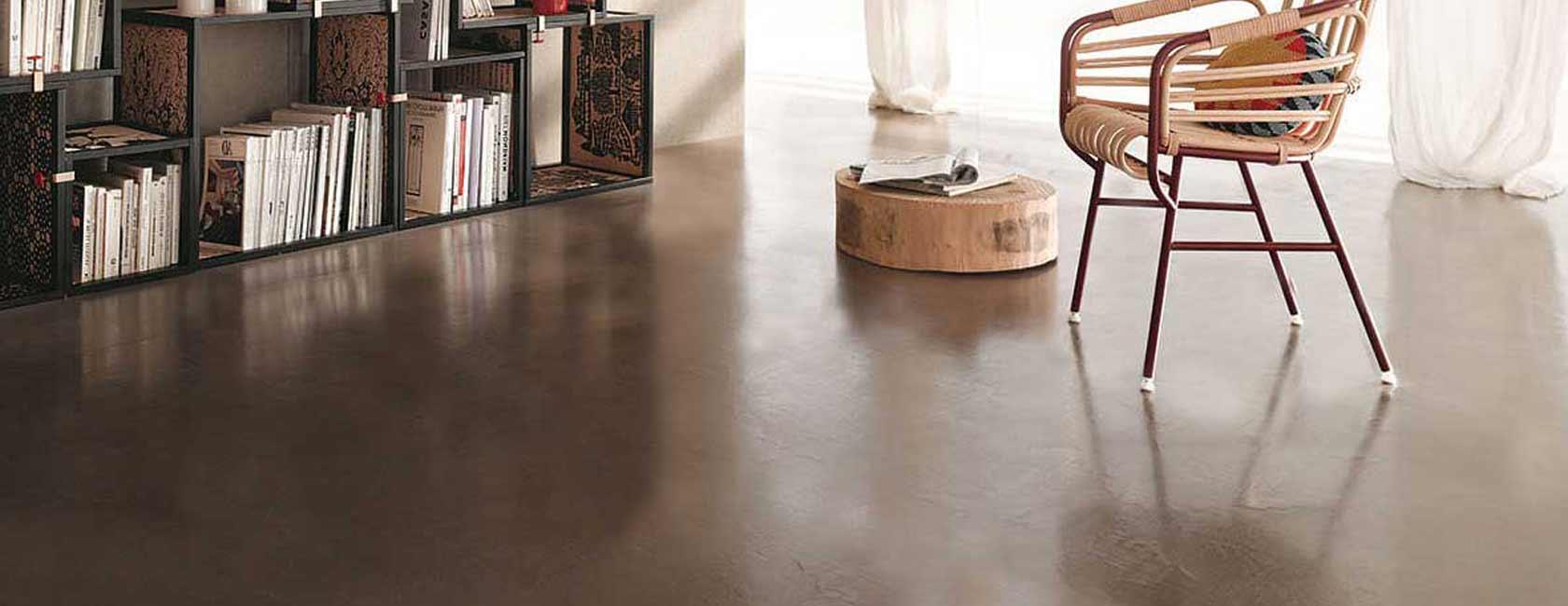 pavimenti in resina o microcemento
